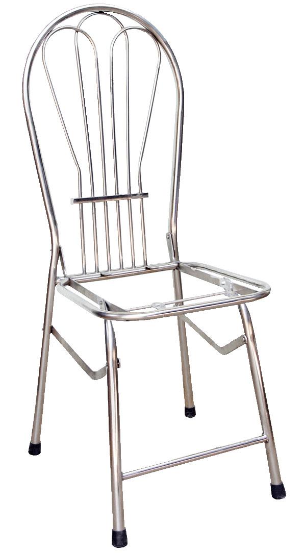Khung ghế tựa inox