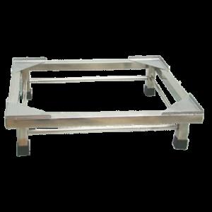Chân đế máy giặt Inox - CMG-01