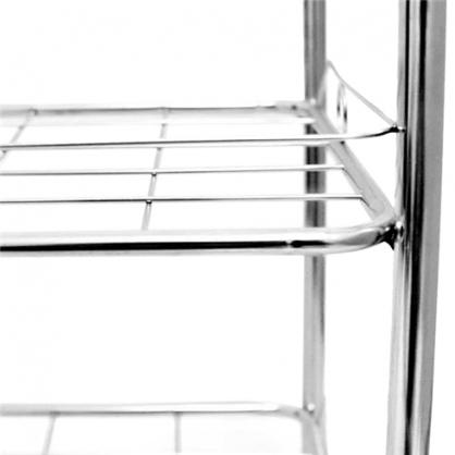 Kệ giày dép inox 3 tầng – KGL-3T-L-02