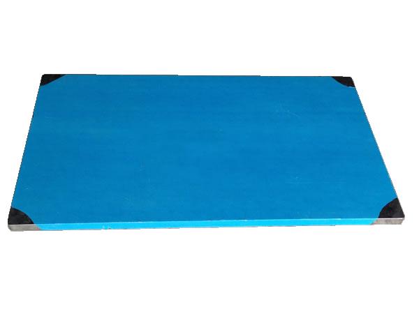 Bàn xếp inox chân rời – BI-04-01