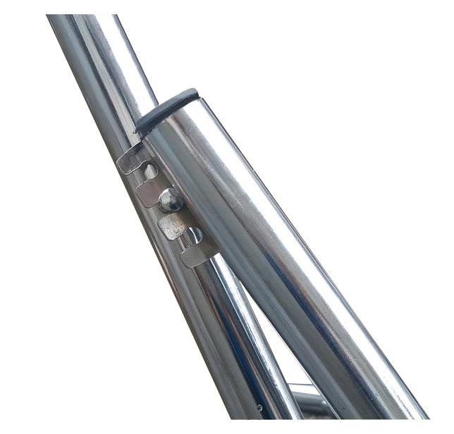 Võng xếp INOX ống 32 – VX-02