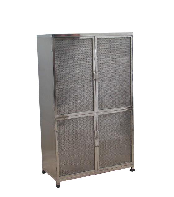 Tủ inox chén bát đĩa, xoong nồi-TB-09