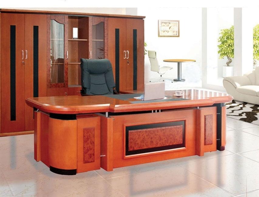 DT3212V7 (DT3200H1) Bàn lãnh đạo gỗ veneer